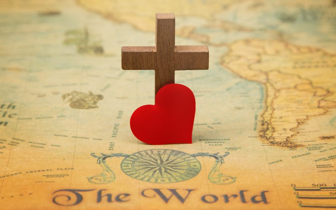 The Case for God's Love During the Pandemic