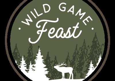 Wild Game Feast Logo
